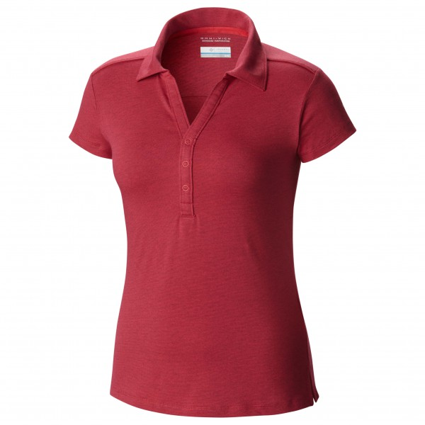 Columbia - Women's Shadow Time Polo - Poolo-paita