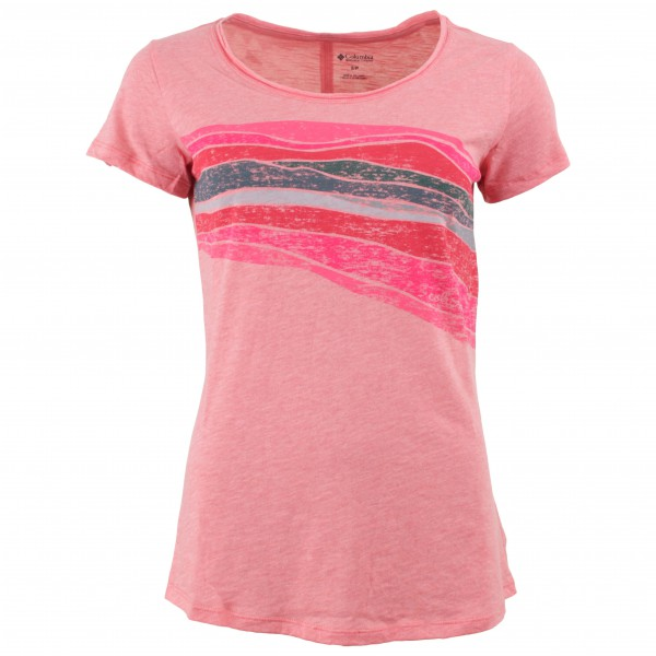 Columbia - Women's Vista Hills Short Sleeve Tee - T-Shirt