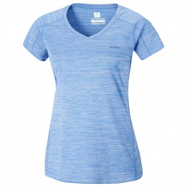 Columbia - Women's Zero Rules Short Sleeve Shirt - T-paidat