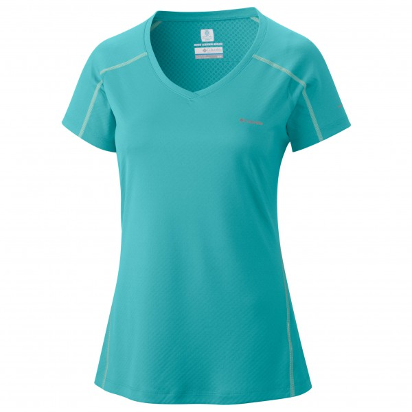 Columbia - Women's Zero Rules Short Sleeve Shirt - T-paidat