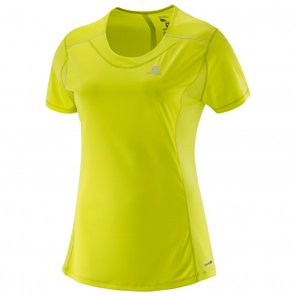 Salomon - Women's Agile S/S Tee - Running shirt