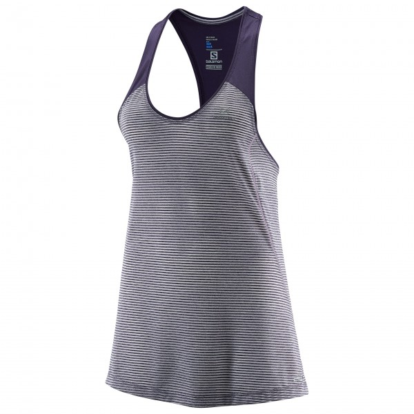 Salomon - Women's Elevate Tank Tunic - Running shirt