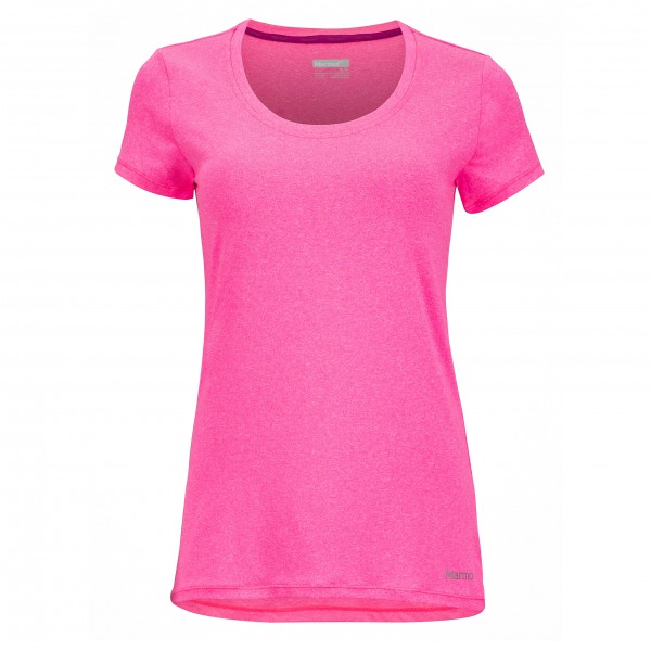 Marmot - Women's All Around Tee S/S - T-shirt de running