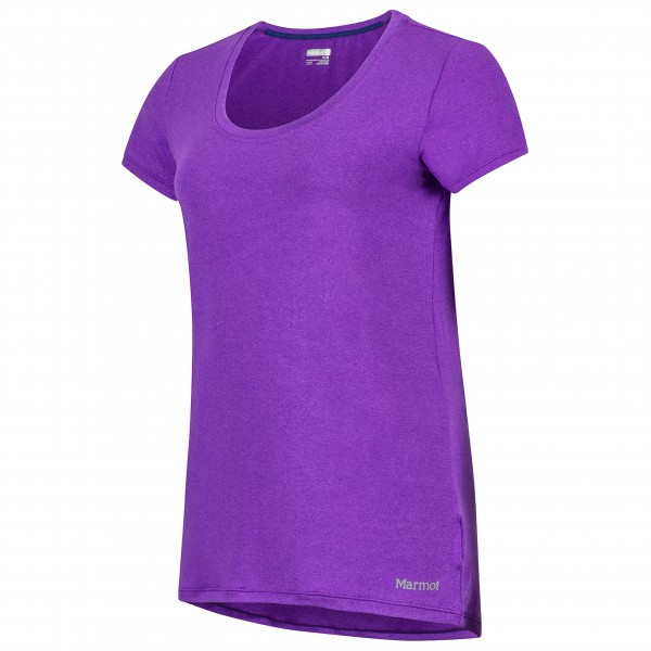 Marmot - Women's All Around Tee S/S - Camiseta de running