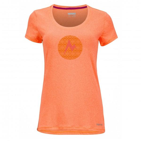 Marmot - Women's Post Time Tee S/S - T-shirt de running