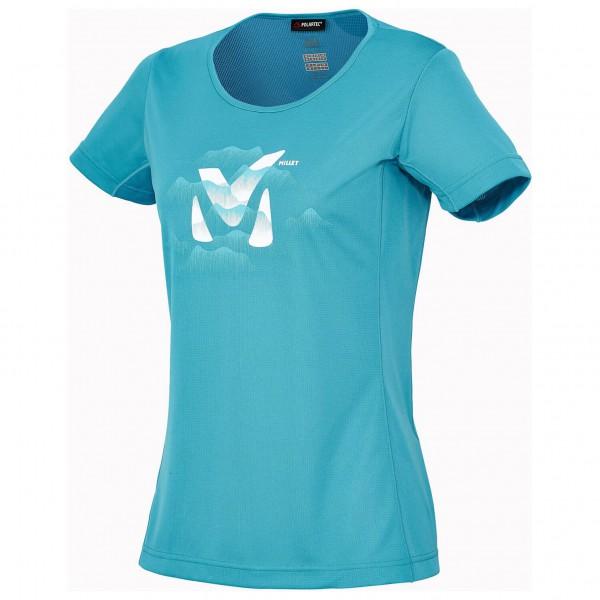 Millet - Women's Fod T-Shirt S/S - T-paidat