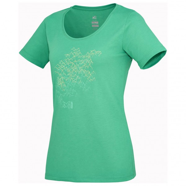 Millet - Women's Tips T-Shirt S/S - T-paidat