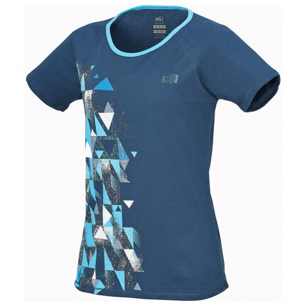 Millet - Women's Yalla T-Shirt S/S - T-paidat