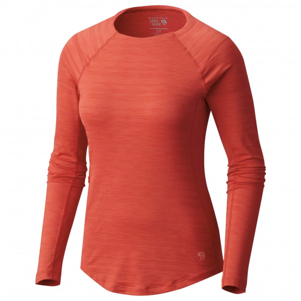 Mountain Hardwear - Women's Mighty Stripe L/S T
