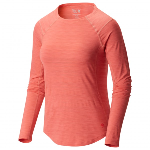 Mountain Hardwear - Women's Mighty Stripe L/S T - Longsleeve