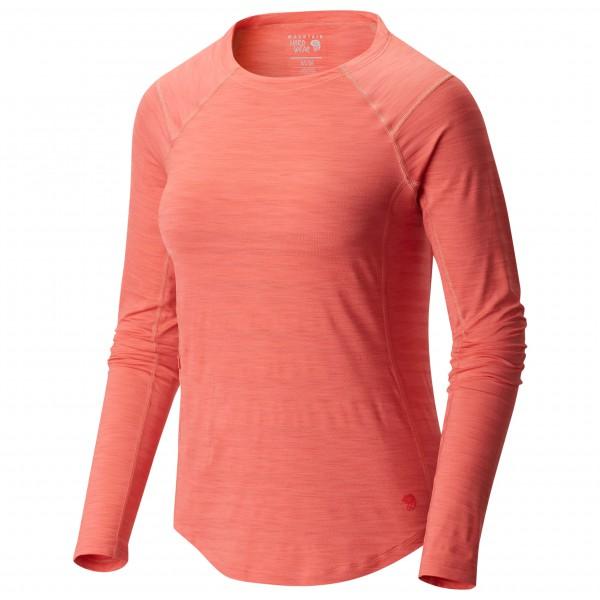 Mountain Hardwear - Women's Mighty Stripe L/S T - Longsleeve