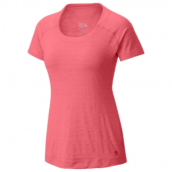 Mountain Hardwear - Women's Mighty Stripe S/S T - T-paidat