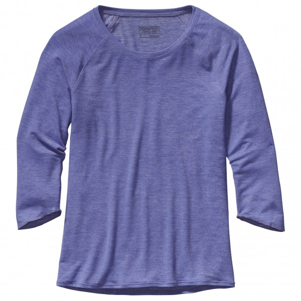 Patagonia - Women's Glorya 3/4 Sleeve Top - Longsleeve