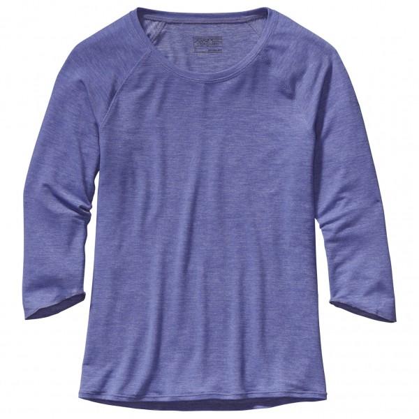 Patagonia - Women's Glorya 3/4 Sleeve Top - Longsleeve