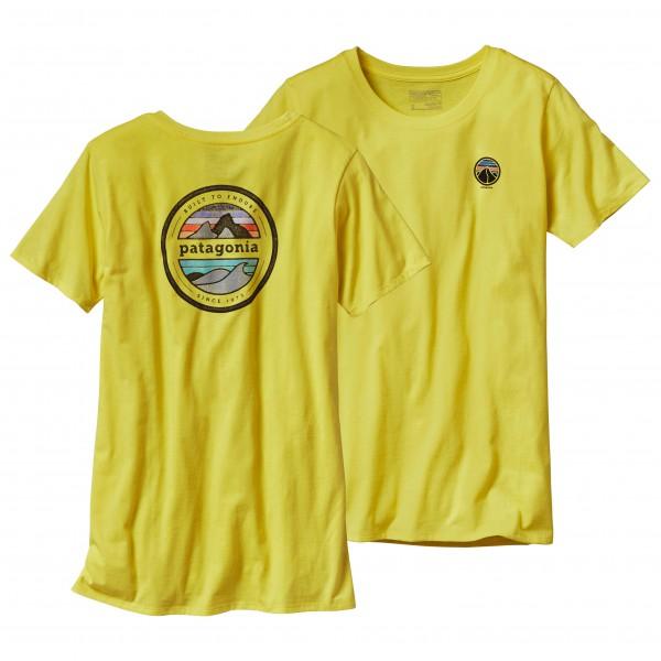 Patagonia - Women's Rivet Logo Cotton/Poly Crew T-Shirt