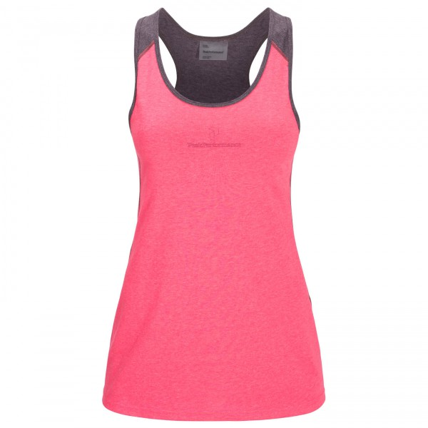 Peak Performance - Women's Blacklight Logo Tank - Tank-topit