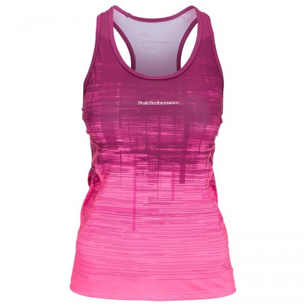 Peak Performance - Women's Cappis Print Top - T-shirt de run