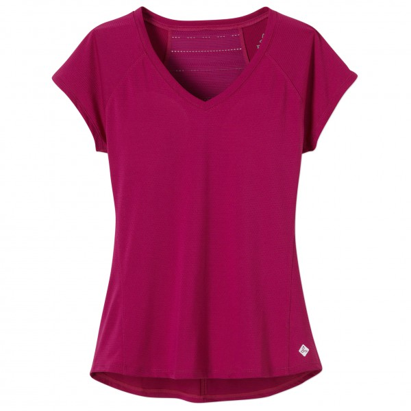 Prana - Women's Lattice Top - T-shirt de yoga
