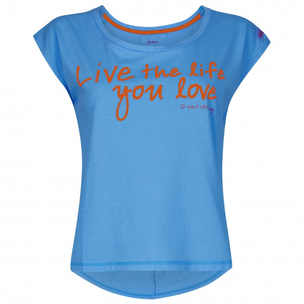 Nihil - Women's Love Livin' Tee - T-paidat
