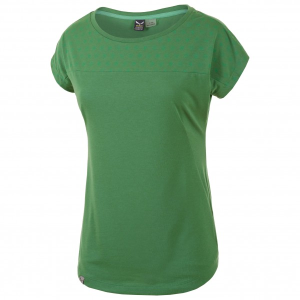 Salewa - Women's Fanes Abstract Dry S/S Tee - T-paidat