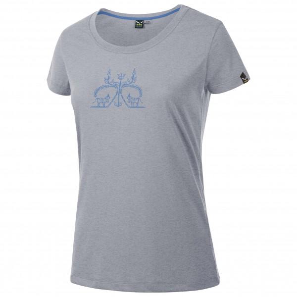 Salewa - Women's Fanes Cow Dry S/S Tee - T-shirt