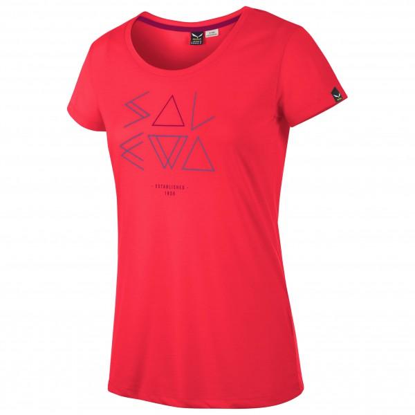 Salewa - Women's Fanes Minimal Dry S/S Tee - T-paidat