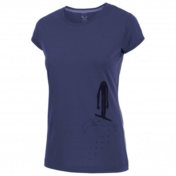 Salewa - Women's Frea Monkey Cotton S/S Tee - T-shirt
