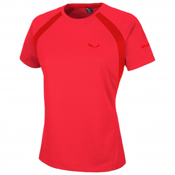 Salewa - Women's Puez Sporty B. 2 Dry S/S Tee - T-shirt
