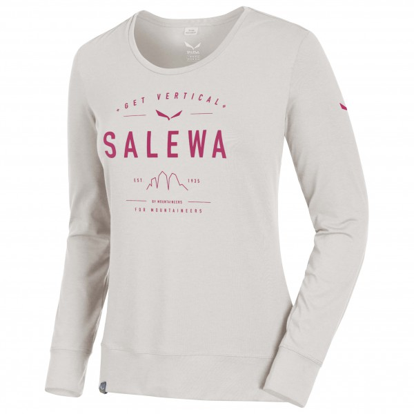 Salewa - Women's Puez Dri-Release L/S Tee - Long-sleeve