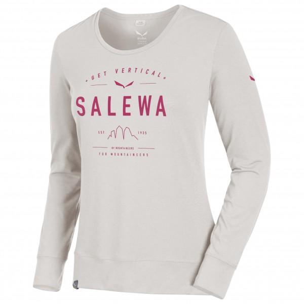 Salewa - Women's Puez Dri-Release L/S Tee - Long-sleeve