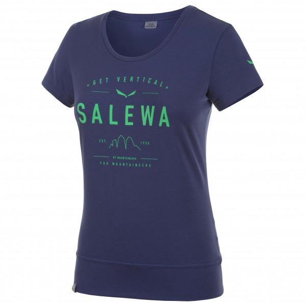 Salewa - Women's Puez Dri-Release S/S Tee - T-paidat
