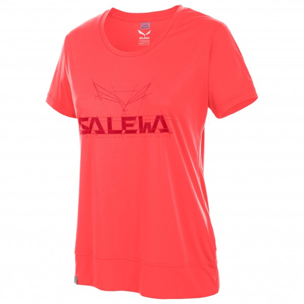 Salewa - Women's Puez Mountain Dry S/S Tee - T-shirt
