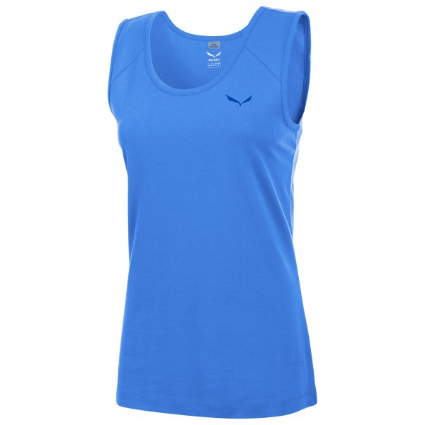 Salewa - Women's Solidlogo 2 Cotton Tank - Haut