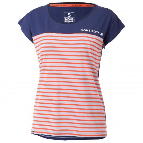 Mons Royale - Women's Cap Tee - T-paidat