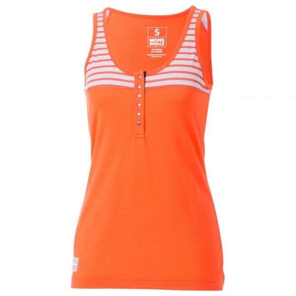 Mons Royale - Women's Pop Pop Tank - Haut