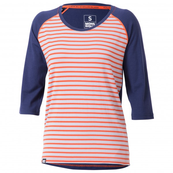 Mons Royale - Women's Riders Raglan Tee - Manches longues
