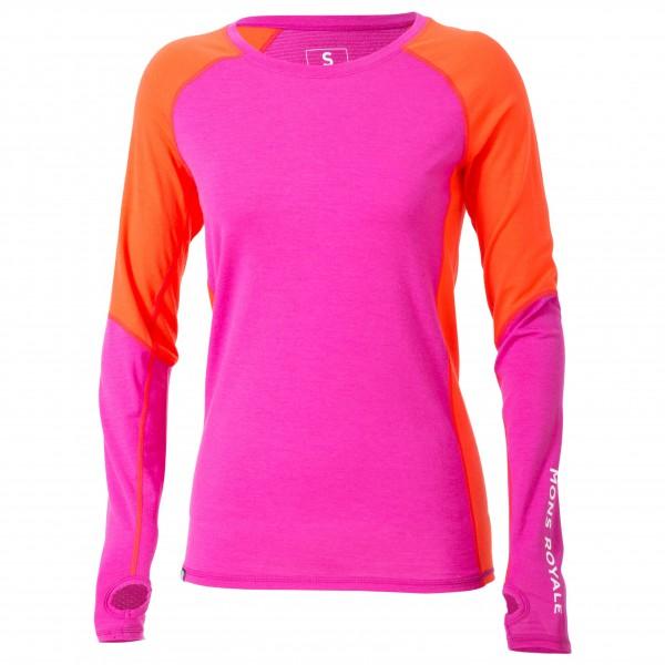 Mons Royale - Women's Supa Tech L/S - Running shirt
