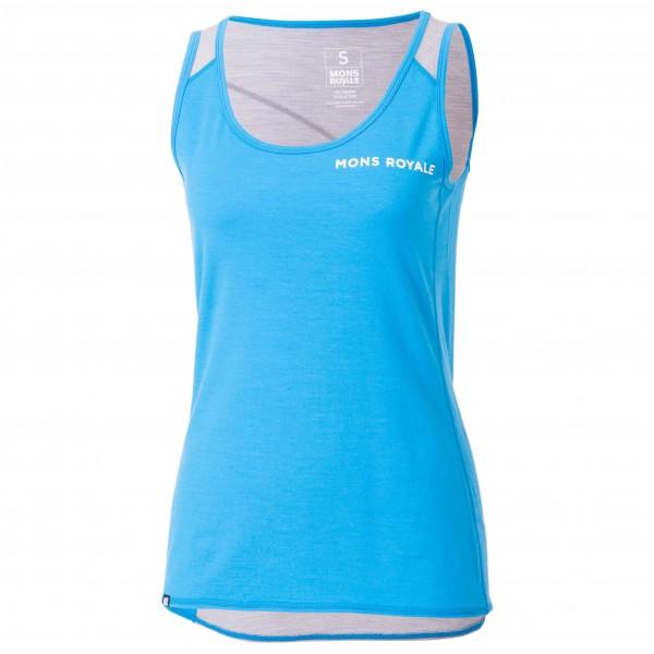 Mons Royale - Women's Tech Tank - T-shirt de running