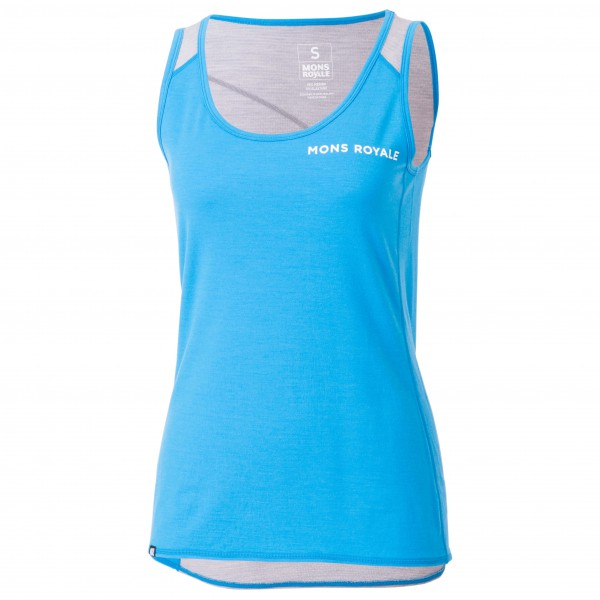 Mons Royale - Women's Tech Tank - T-shirt de running