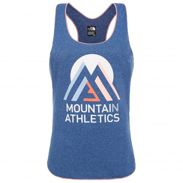 The North Face - Women's Graphic Play Hard Tank - Débardeur