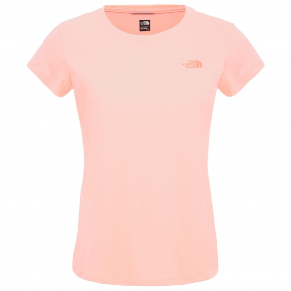 The North Face - Women's Reaxion Amp Crew - T-paidat