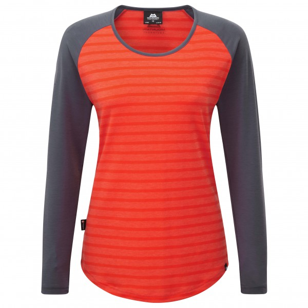 Mountain Equipment - Women's Redpoint L/S Tee - Manches long