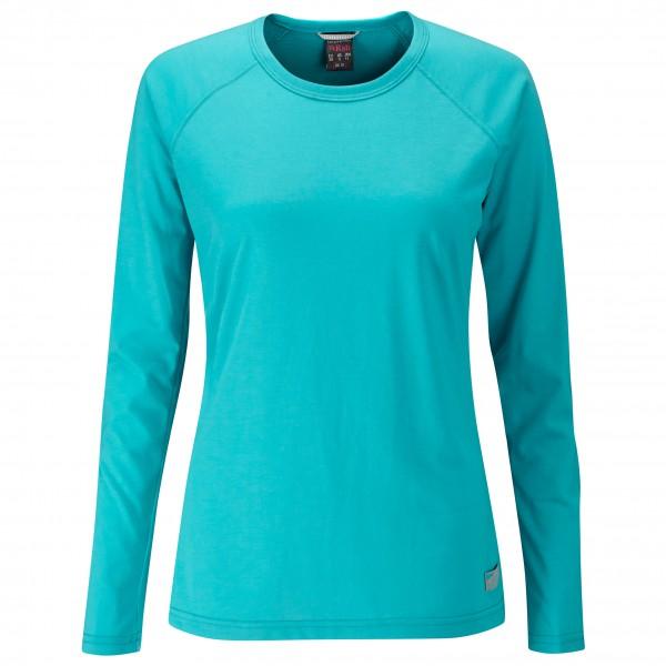Rab - Women's Crimp L/S Tee - Long-sleeve