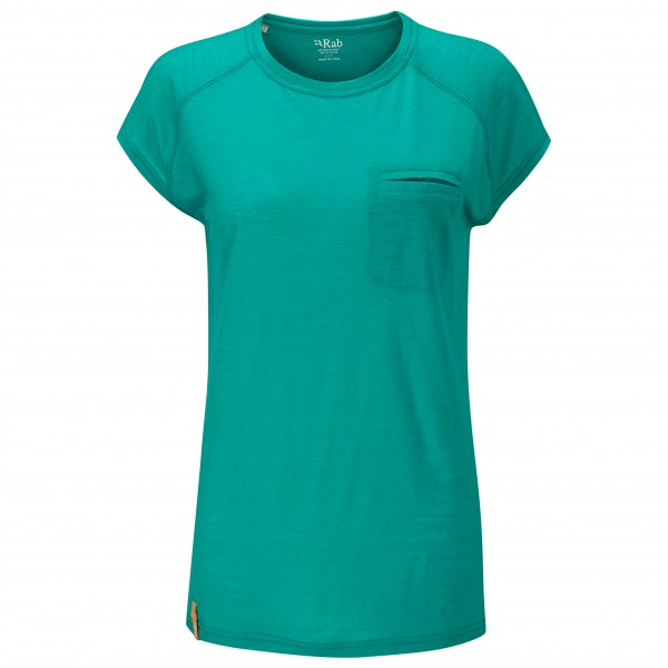 Rab - Women's Layback Tee - T-Shirt