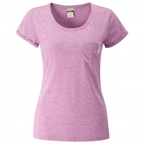 Rab - Women's Topo Tee - T-paidat