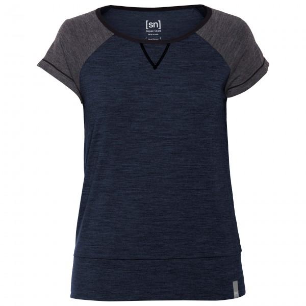 SuperNatural - Women's Studio Crop Crew - T-Shirt
