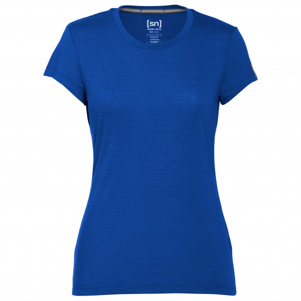 SuperNatural - Women's Tempo Cap Sleeve Tee - T-shirt