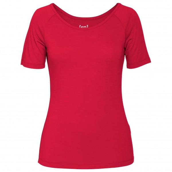 SuperNatural - Women's Tempo Scoop Neck Tee - T-paidat
