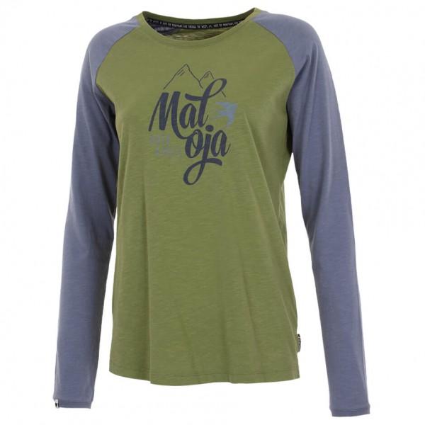 Maloja - Women's MaeM. - Longsleeve