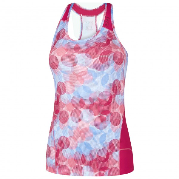 GORE Running Wear - Sunlight Lady Print Top - Running shirt
